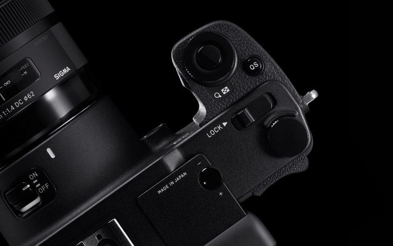 SIGMA sd Quattro Kamera Spiegellose Systemkamera Produktabbildung 1280x800px