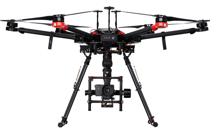 SIGMA fp Kamera Spiegellose Systemkamera Produktbild Drohne