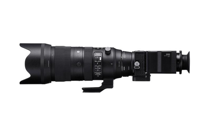 SIGMA fp Kamera Spiegellose Systemkamera Produktbild Objektiv Zubehör