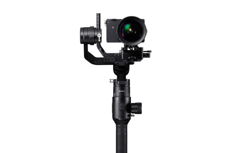 SIGMA fp Kamera Spiegellose Systemkamera Produktbild RoninS