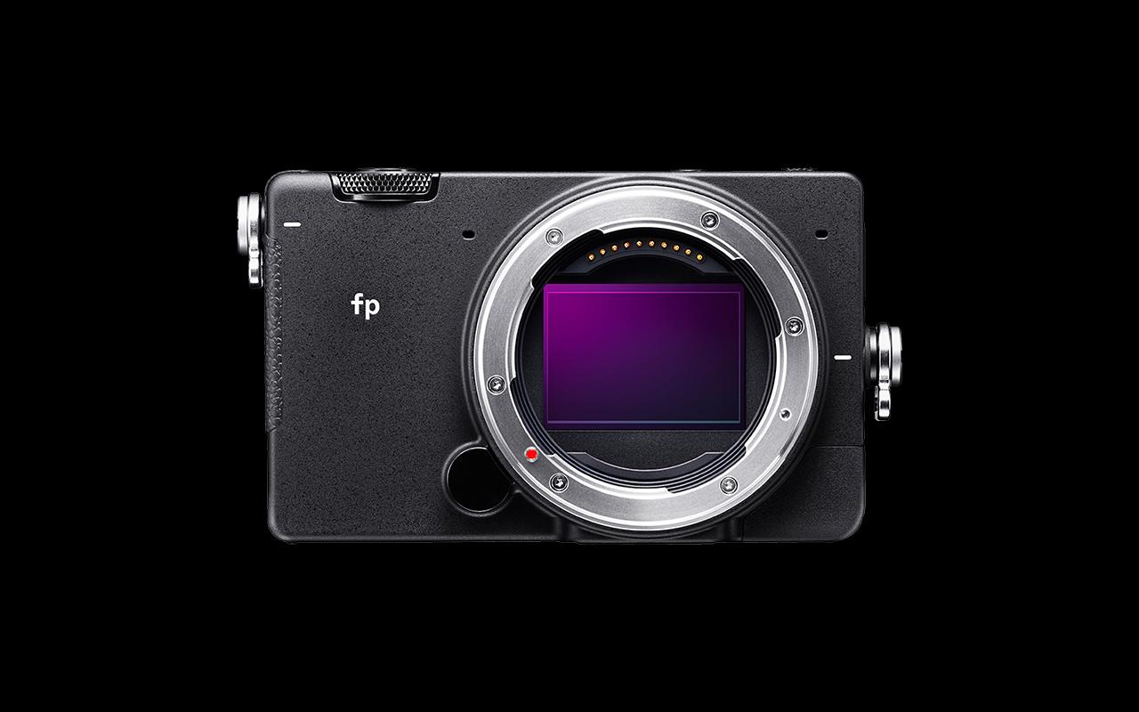 SIGMA fp Kamera spiegellose Systemkamera