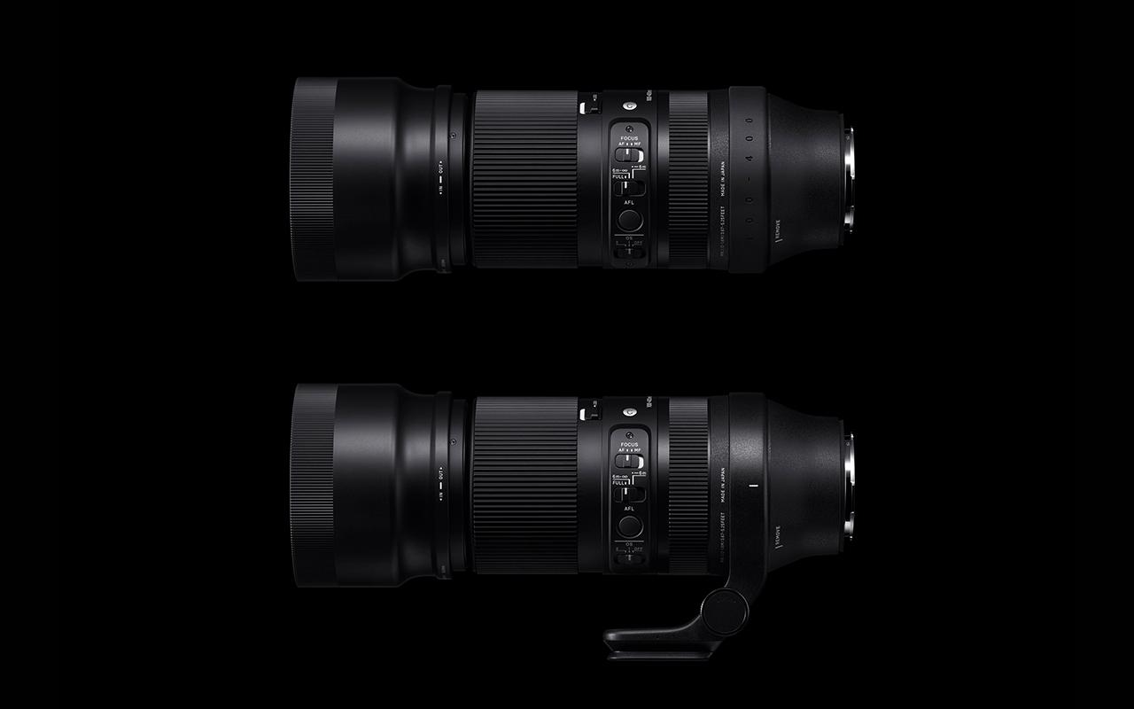 SIGMA 100-400 mm F5-6,3 DG DN OS | Contemporary