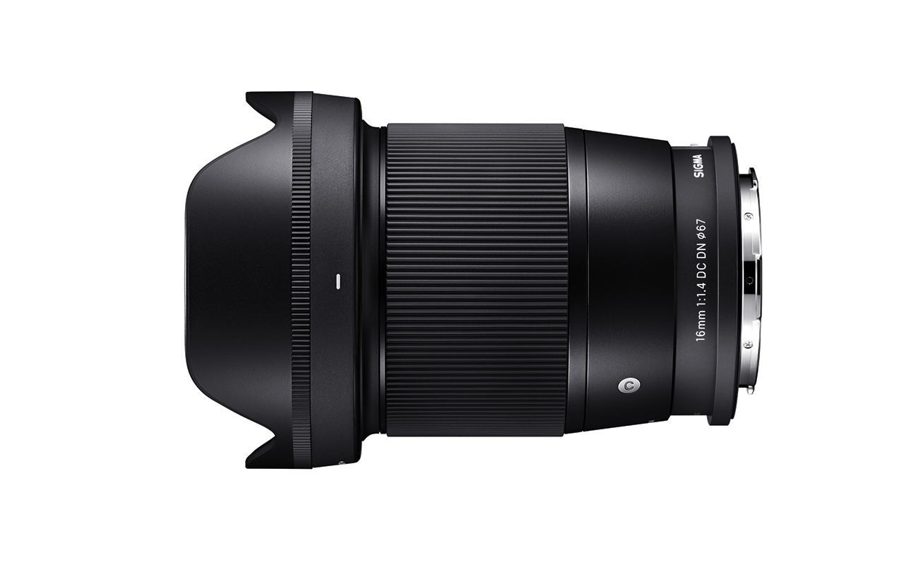SIGMA 16 mm F1,4 DC DN | Contemporary L-Mount