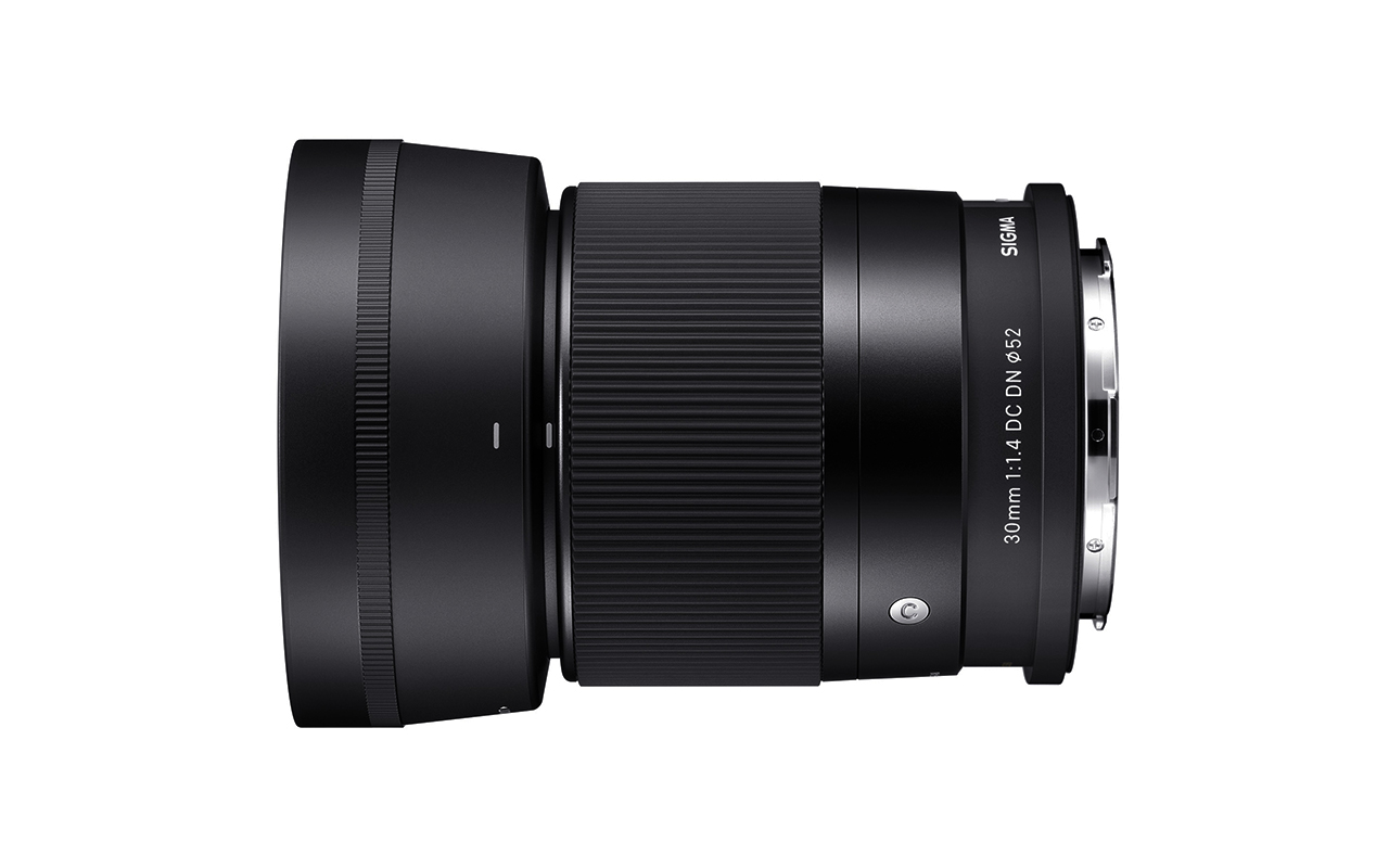 SIGMA 30 mm F1,4 DC DN | Contemporary L-Mount