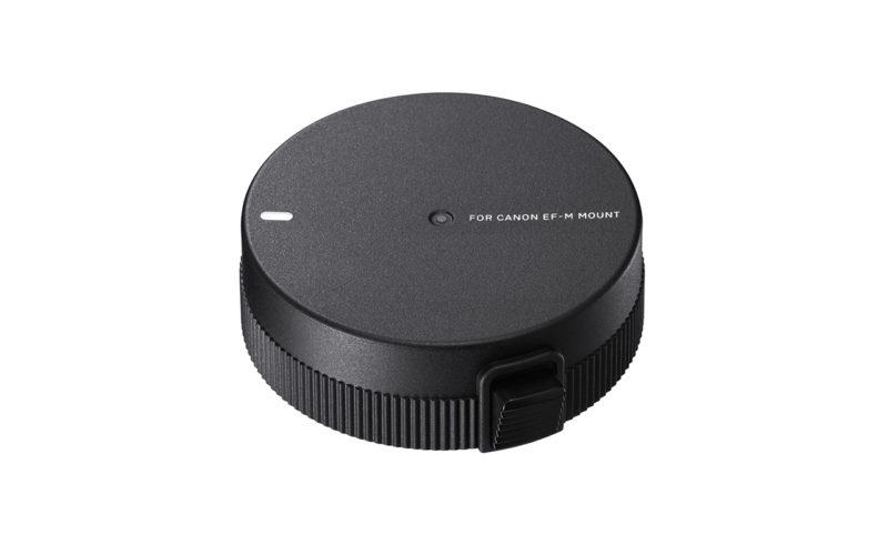 SIGMA USB Dock UD-11_Canon EF-M Mount