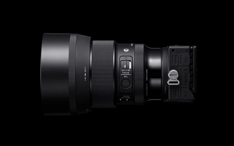 SIGMA 85mm F1.4 DG DN Art Objektiv Festbrennweite