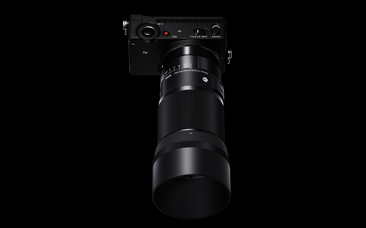 SIGMA 105mm F2.8 DG DN MACRO