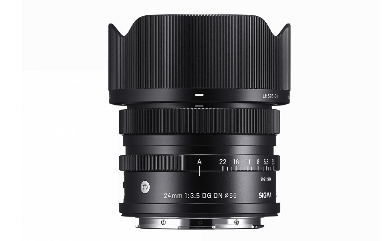 Sigma 24mm 3.5 DG DN Contemporary Objektiv 2020 Österreich