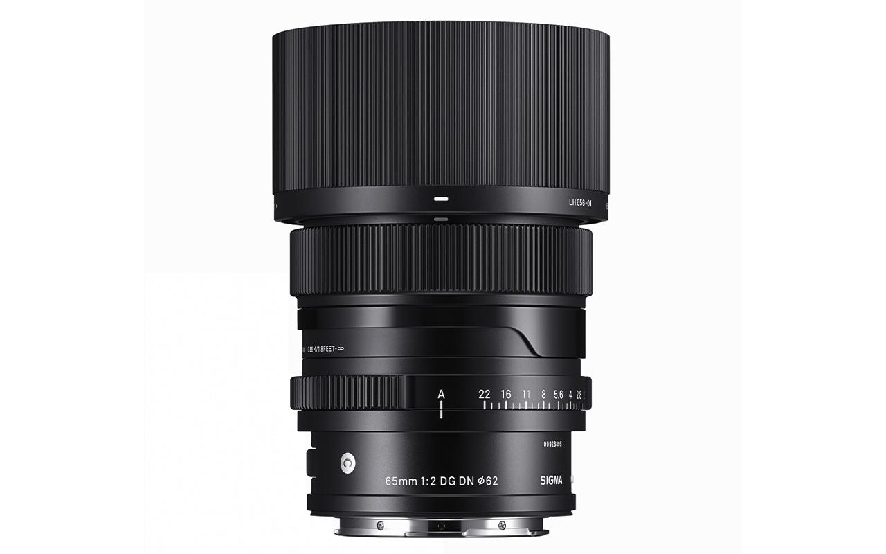 Sigma 65mm 2 DG DN Contemporary Objektiv 2020 Österreich