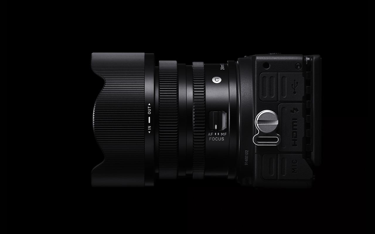 Sigma 24 mm F3.5 DG DN Contemporary Objektiv 2020 Österreich