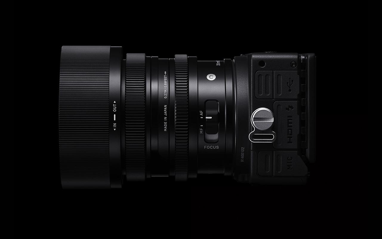 Sigma 35mm F2 DG DN Contemporary Objektiv 2020 Österreich