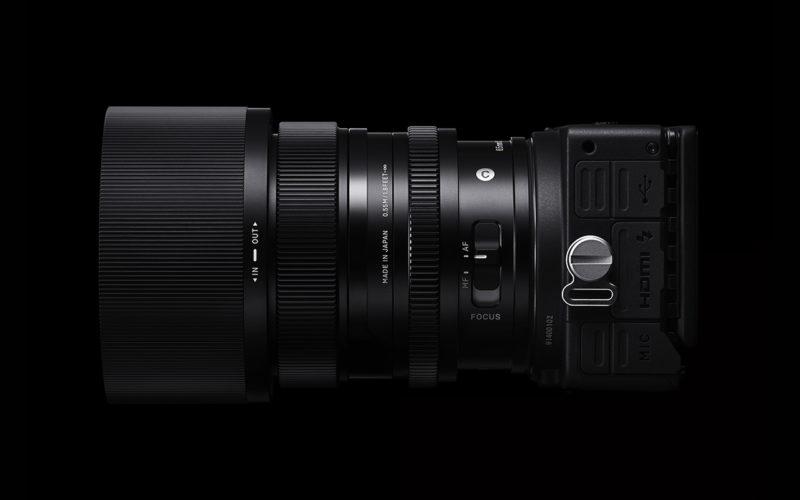 Sigma 65 mm F2 DG DN Contemporary Objektiv 2020 Österreich